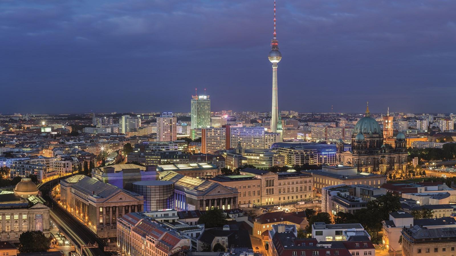 arlanda berlin