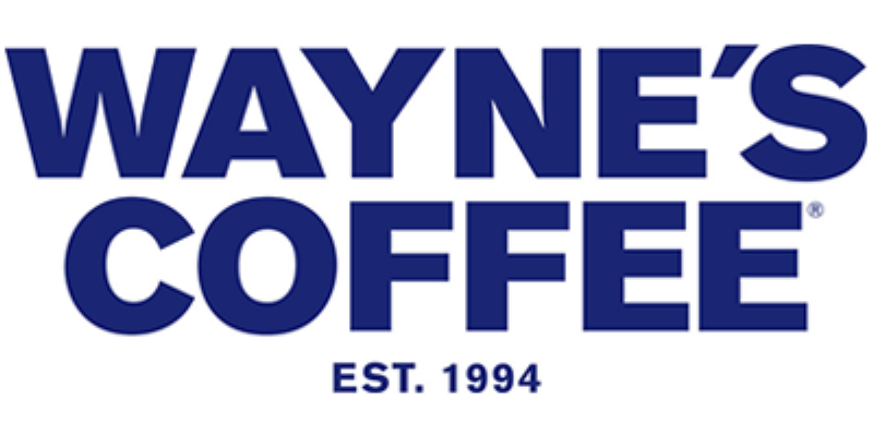 Wayne's Coffee logotype