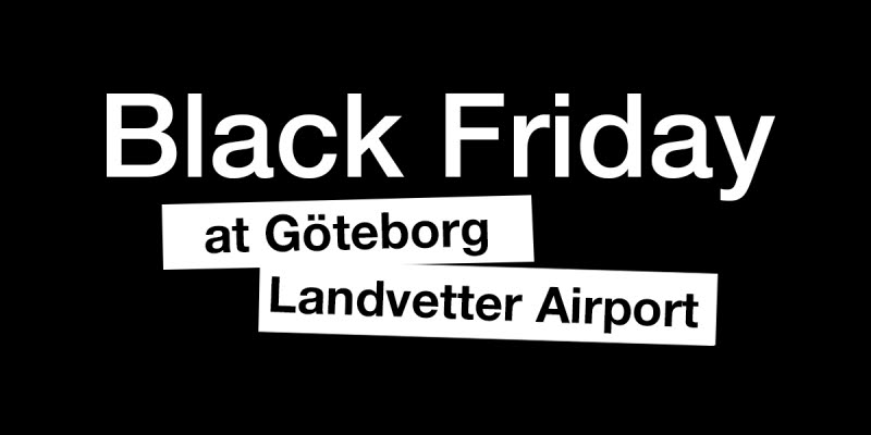 Black Friday Landvetter