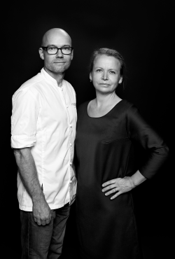 Magnus Ek and Agneta Green