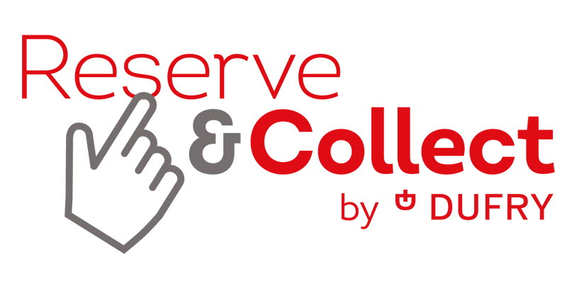 Reserve & Collect logo