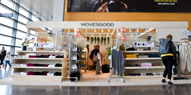 Movesgood at Arlanda