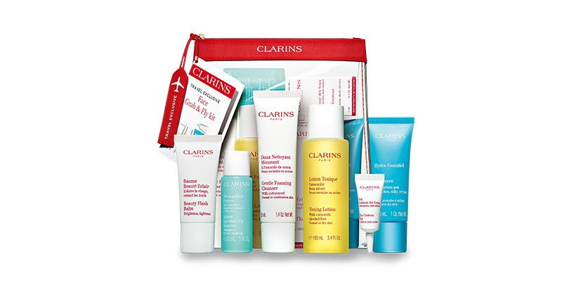 Clarins TakeOff Grab&Fly Face Essenti 17