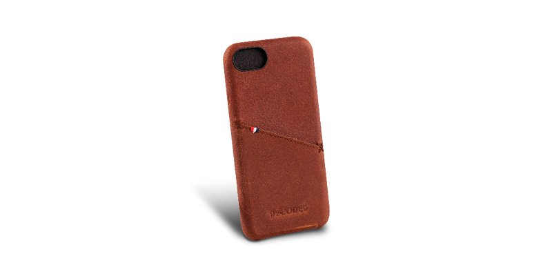 A brown shell for Iphone