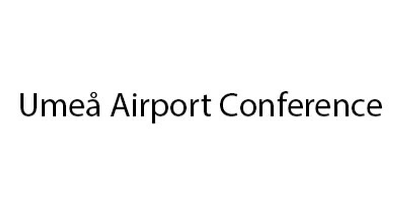 Umeå Airport Conference