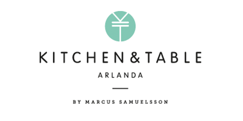 Kitchen & Table Arlanda logotype