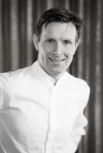 Melker Andersson chef and restaurateur
