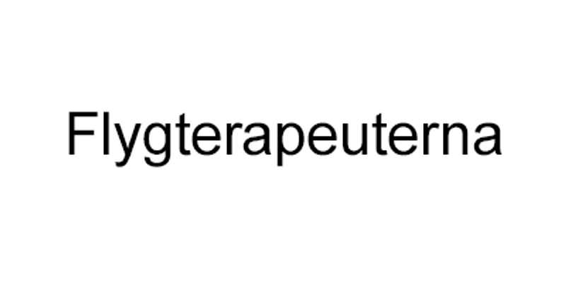 Logo for flygterapeuterna