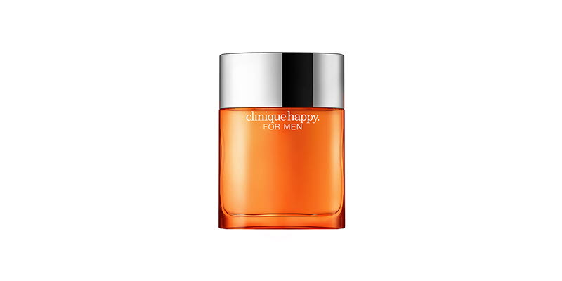 A bottle of Clinique Happy For Men EDT 100ml