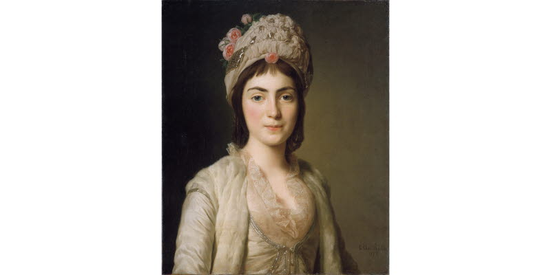 Zoie Ghika, Moldovan Princess, Sign. 1777