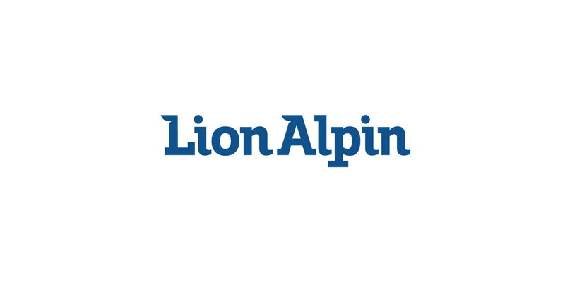 Lion Alpin logotype