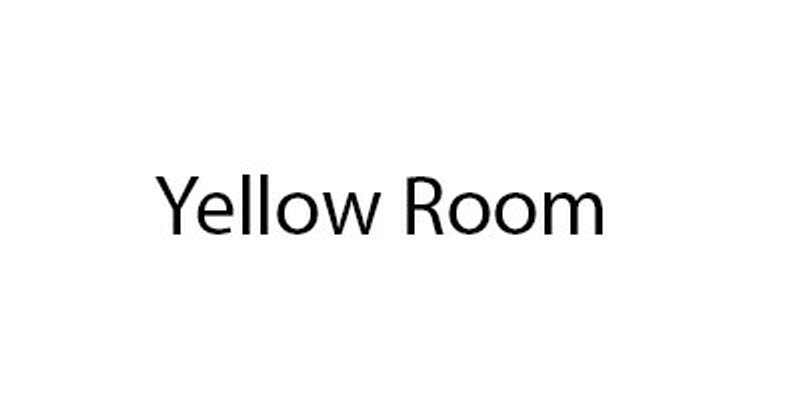 Logotype Yellow Room