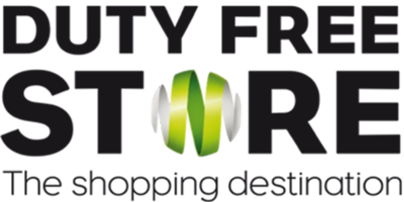 Logo for Duty Free Store