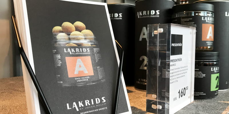 Lakrids by Johan Bülow
